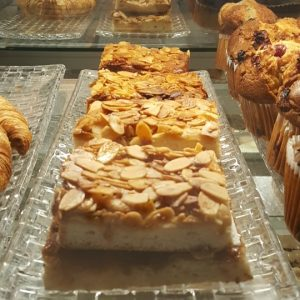 Almond Nut Bar