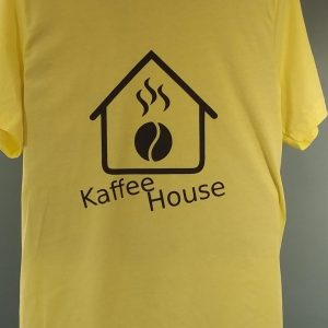 T-Shirt Yellow XL